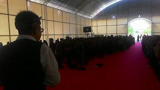 Kak Tony Hadir di Kampus STKIP Muhammadiyah Bangka Belitung