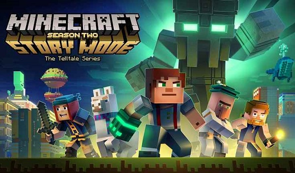 Download Minecraft Story Mode Season Two APK MOD Episodes Unlocked Game