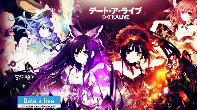 Date A Live Season 3 Batch Subtitle indonesia