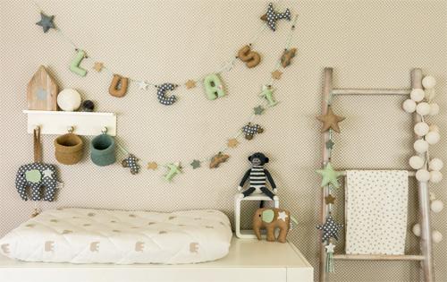Wonenonline nieuwe collectie decoratie voor de kinderkamer van kiddycolors - Kinderkamer decoratie ...