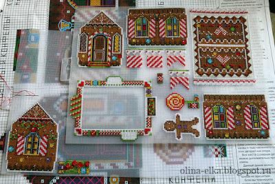 Пряничный домик от Panna