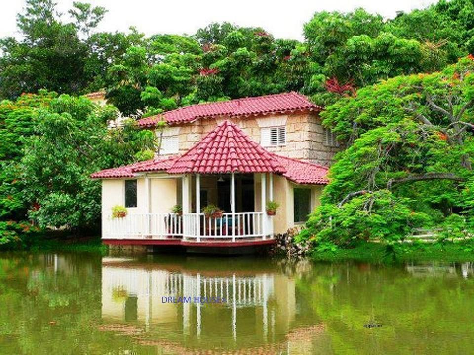 Telugu Web World Dream House Near A Lake