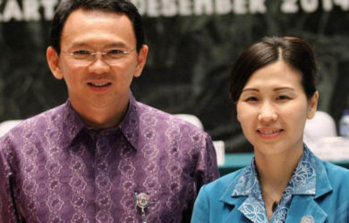 Veronica Tan Muncul di Film A Man Called Ahok