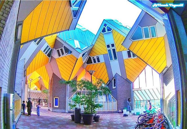 O que fazer em Roterdã Holanda