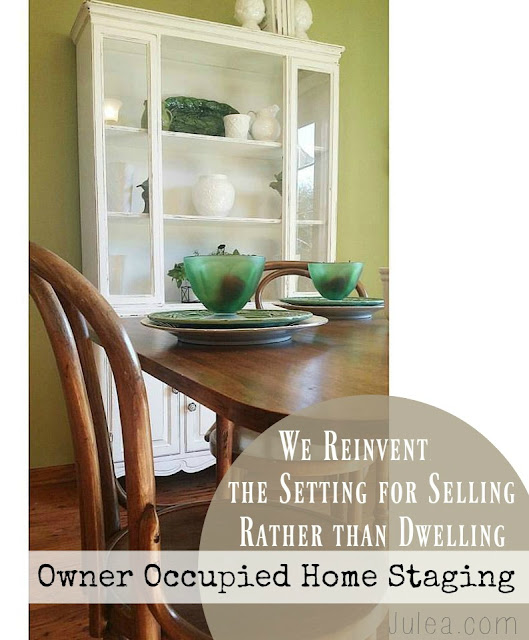 Reinventing Space Home Staging