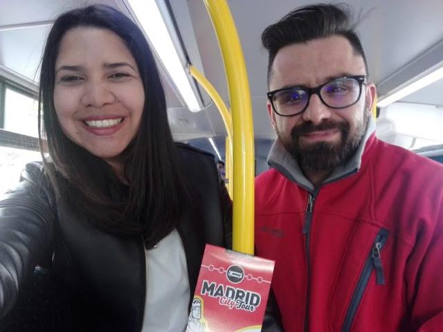 TURISMO: Si visitas por primera vez Madrid y quieres conocer parajes turísticos en bus por Alpargata Viajera.