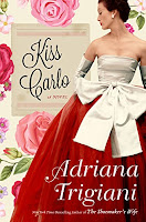 Kiss Carlo by Adriana Trigiani book cover and review