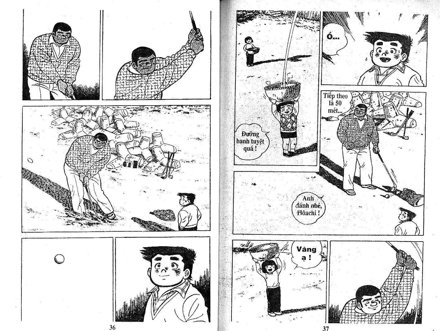 Ashita Tenki ni Naare chapter 21 trang 17