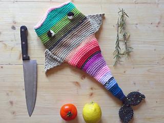 funny crochet animal hats