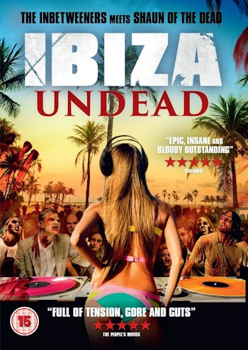 Ibiza Undead - UK DVD