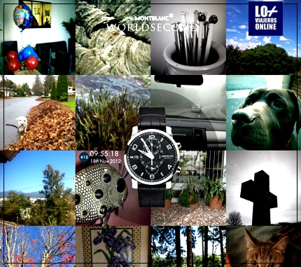 CONCURSO PARA VIAJEROS: Montblanc Worldsecond 5