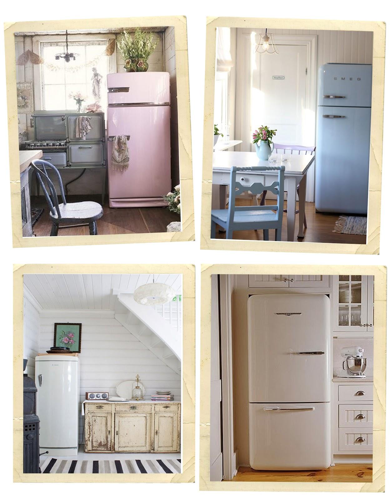 Preferenza shabby freak: Un frigorifero nuovo KY15