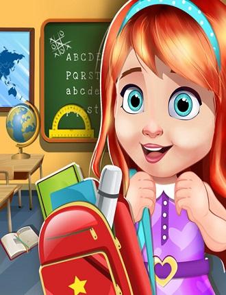PLAY BABY ELSA SCHOOL DECORATE I BEST ONLINE GAMES