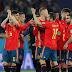 Espanha empata no fim e termina líder do Grupo B