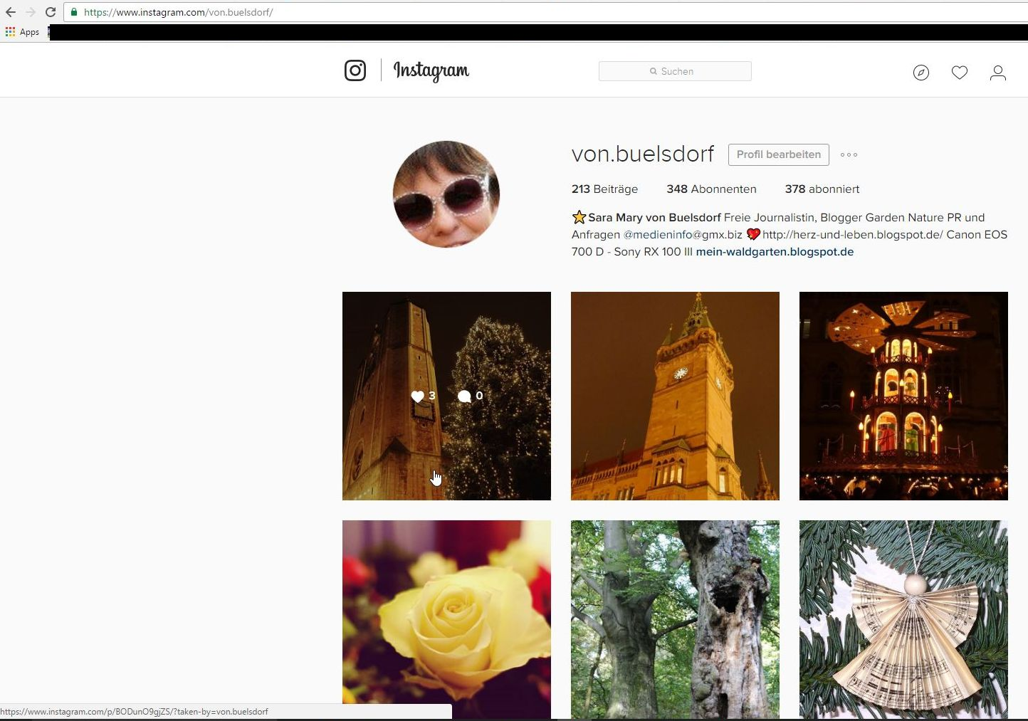 how to delete instagram posts on pc