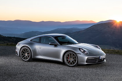 2019 Porsche 911 Carrera S - More Muscular, Powerful, and Faster
