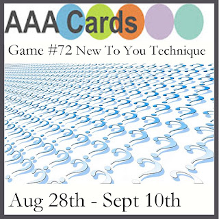 http://aaacards.blogspot.com/2016/08/game-72-new-to-you-technique.html