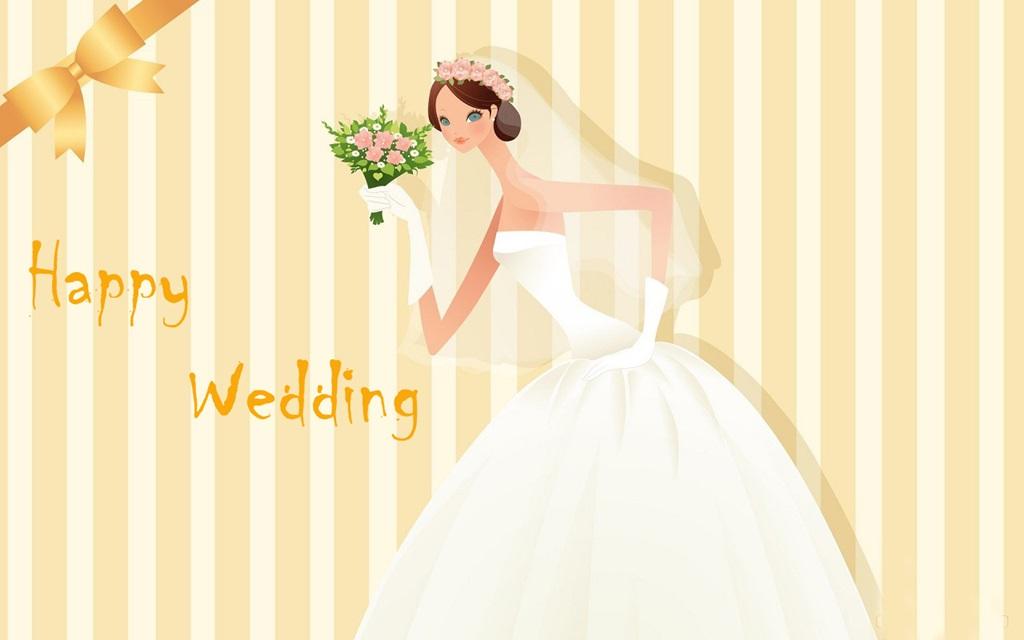 Happy Wedding Wallpapers