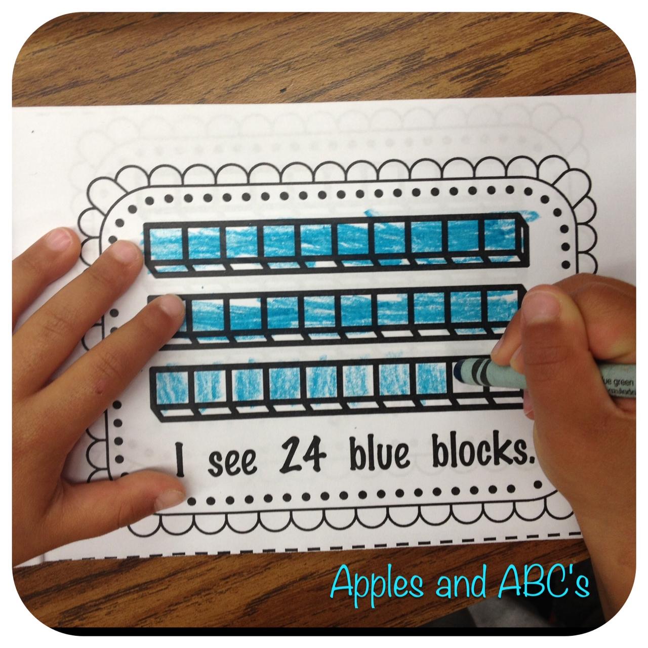 Math With Base 10 Blocks