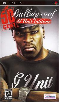 50 Cent Bulletproof G Unit Edition (PSP) (ENG - ISO) [MEGA]
