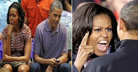 obama wife separate bedrooms