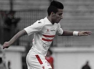 الزمالك يقترب من ضم هذا للاعب خليفة مصطفى فتحي