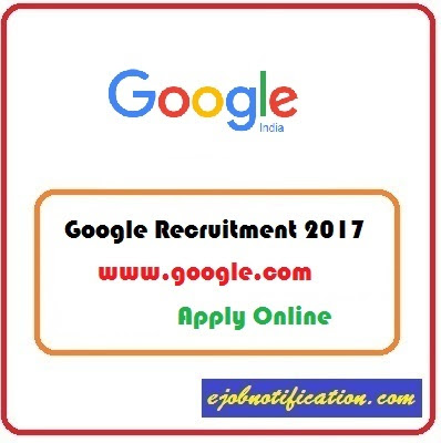 Google jobs in India Google Recruitment 2017 Apply Online
