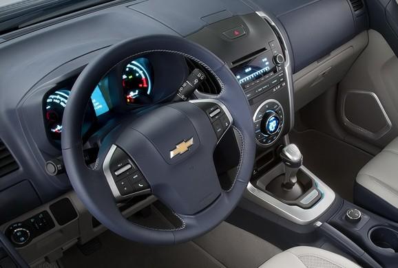 Realidade... Ou não!: Nova GM Blazer 2012 - 2013