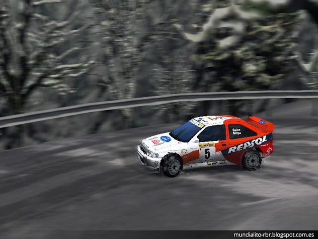 Ford Escort WRC Sainz 1997