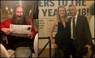 Ζευγάρι μάζεψε 400.000 δολάρια για άστεγο και τώρα δεν του τα δίνουν!