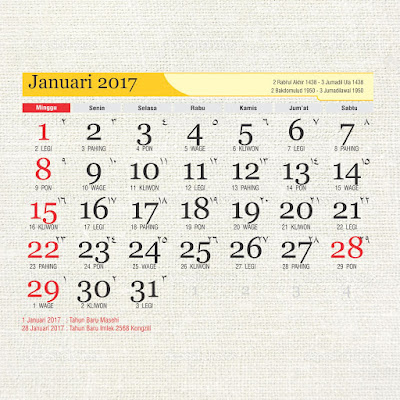 Softfile Kalender 2017 plus