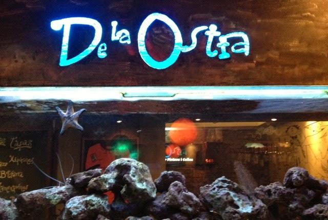De la Ostia – Tapas, Bocatas, Pintxos y Cañas