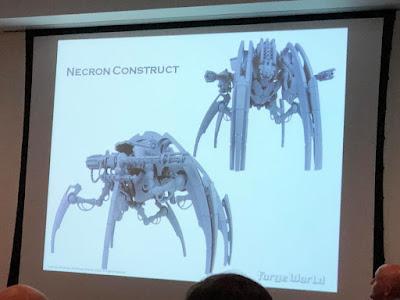 Necron Construct
