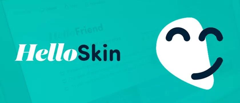 HelloSkin Company Logo