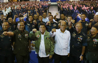Presidente Duterte, el duro de Filipinas