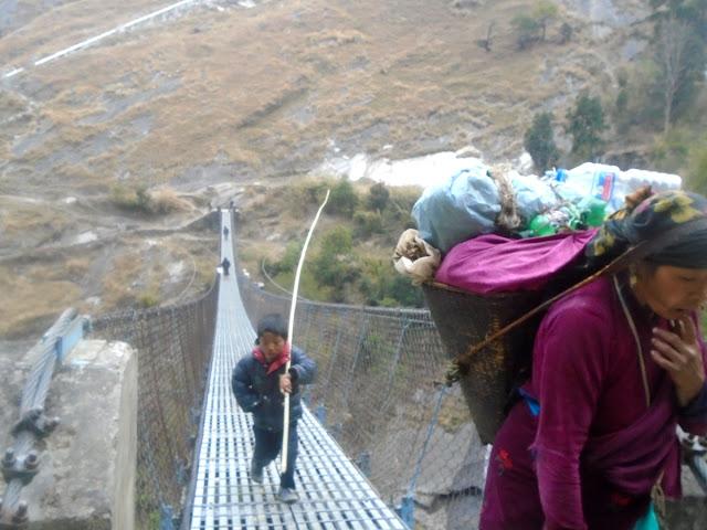 Manaslu trekking Tour