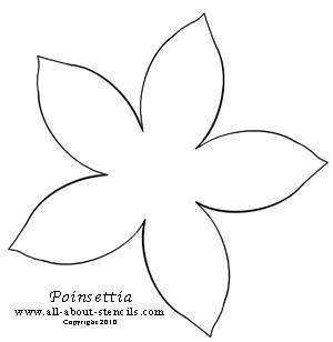 Mrs. Jackson's Class Website Blog: Poinsettia Craft Ideas