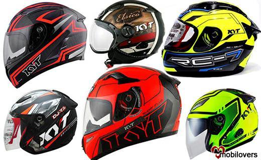 Harga Helm KYT Terbaru 2020 Lengkap Semua Tipe Terbaik Murah