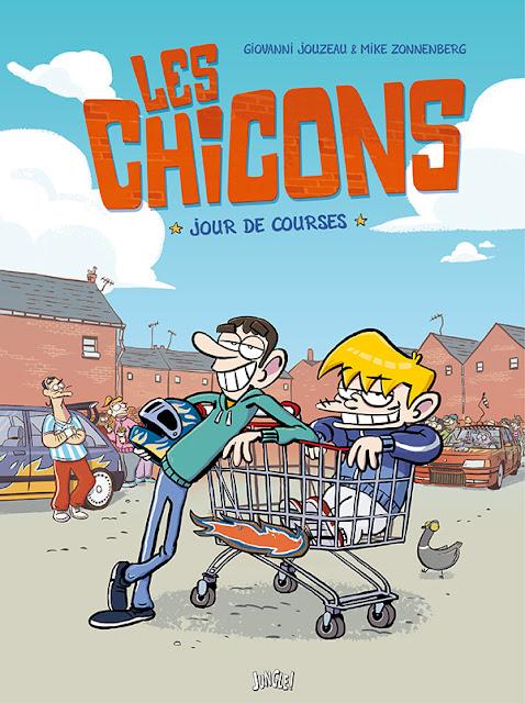 couverture Les Chicons