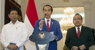 Jokowi : Menangani Krisis Kemanusiaan Rohingya Tak Cukup Hanya dengan Kecaman-kecaman