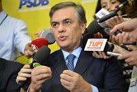Senador Cássio Cunha Lima pode assumir Presidência da República no 2° semestre, diz revista