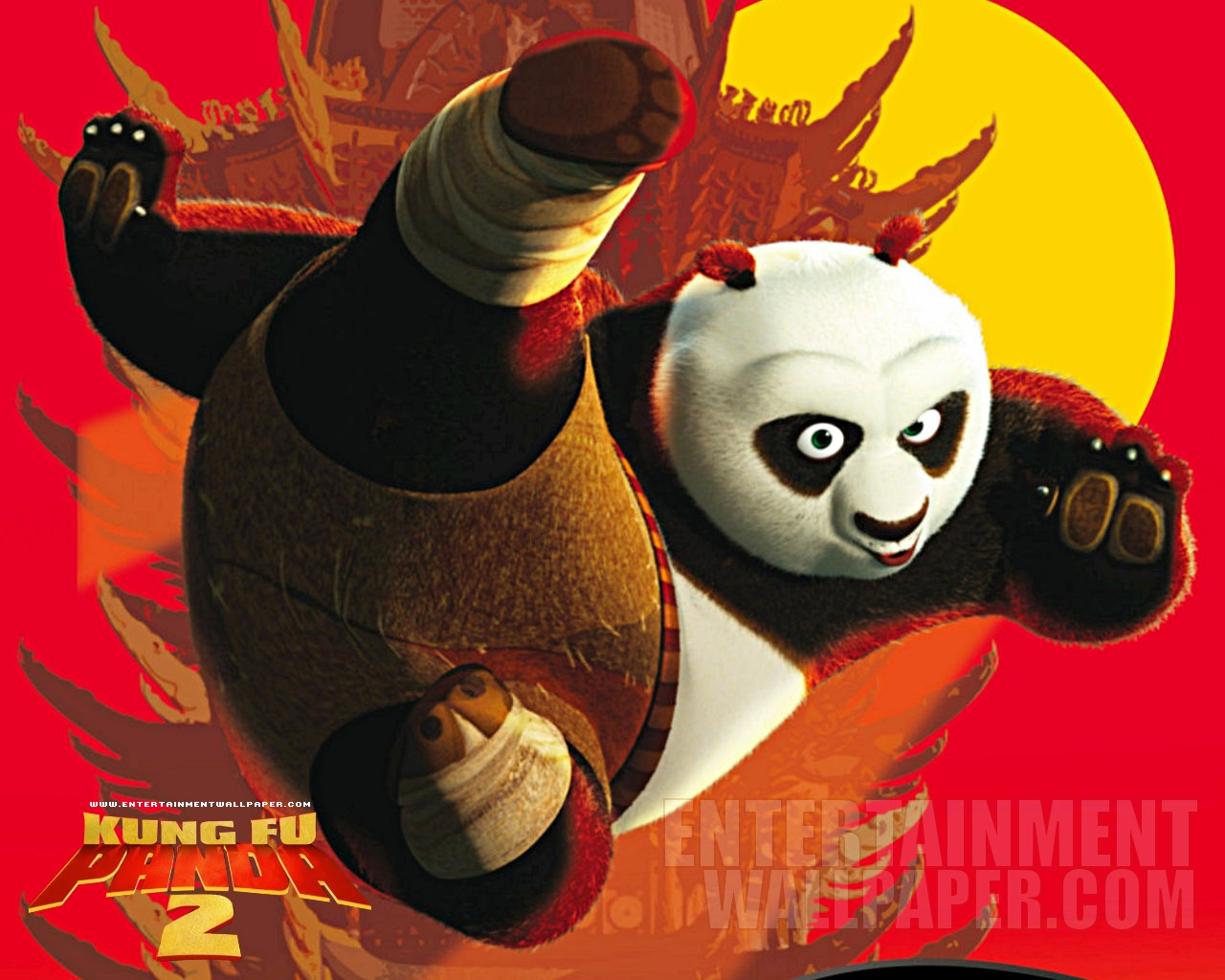 kung fu panda 2 wallpaper page 3
