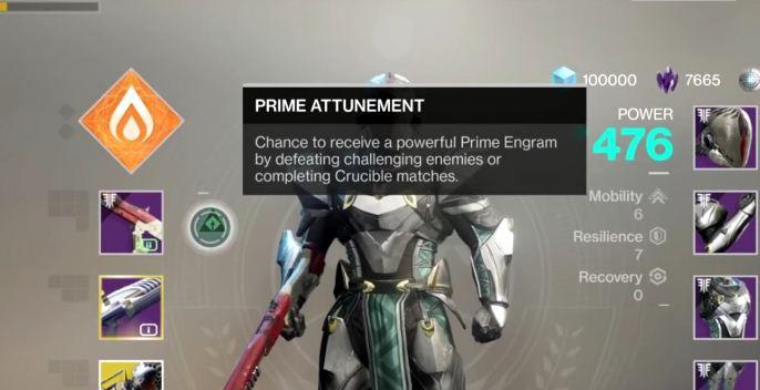 Destiny 2 Farm Prime Engrams and Reach 600 Power