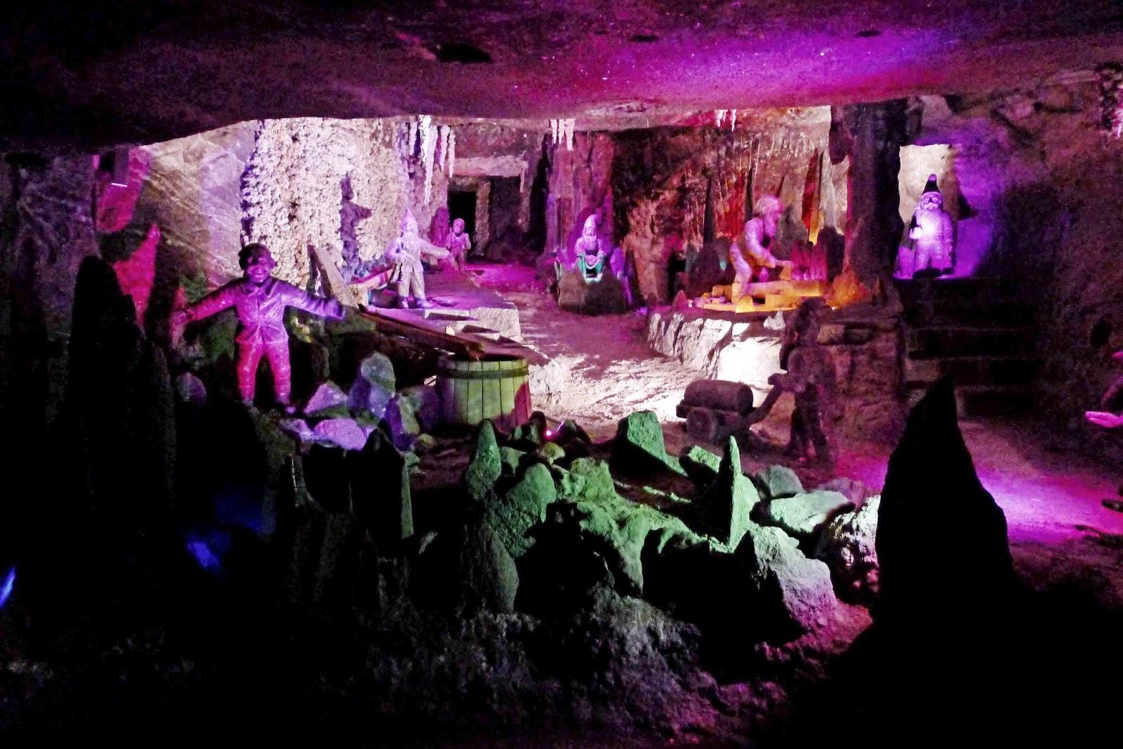 Wieliczka Salt Mine Dwarves
