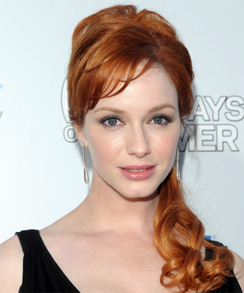 Christina Hendricks is sick of being asked about her bra size