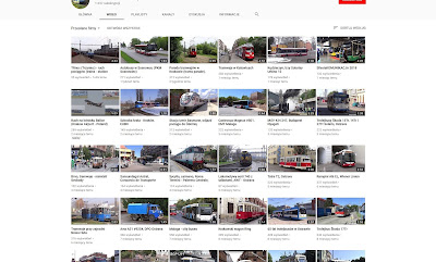 Lukaszwo - Transport Movies, You Tube, Blog Transportowy