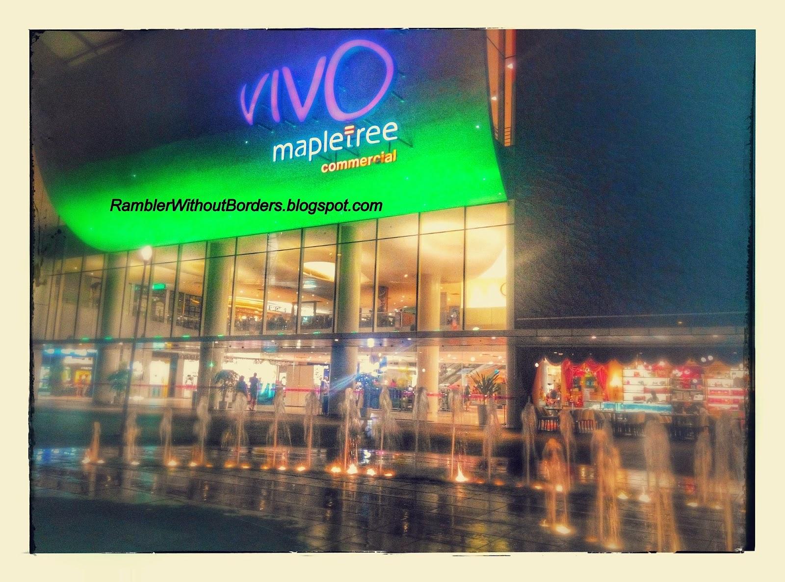 Vivocity shopping mall, Singapore
