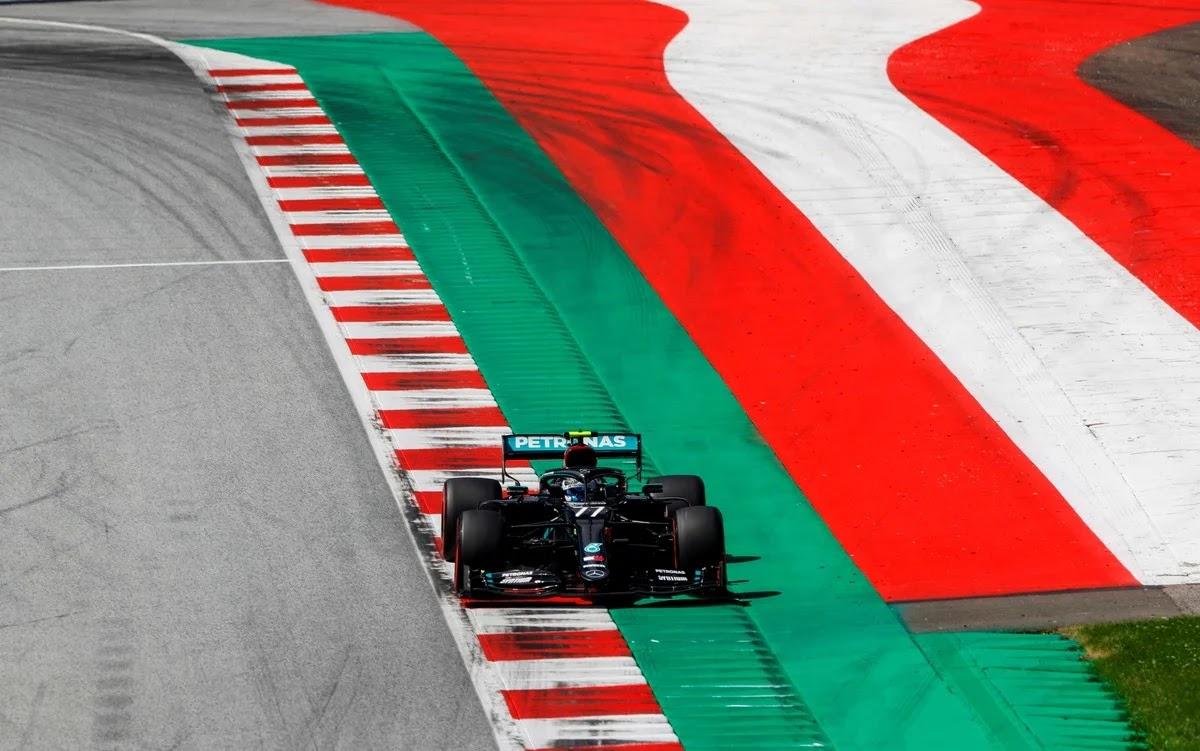 Valtteri Bottas se quedó con la pole en la primera competencia de la Fórmula 1