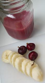 smoothie-banane-cerise