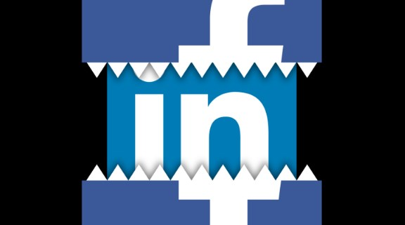 how to find facebook friends on linkedin